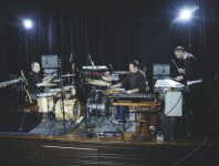 <b>The Drummers of Tortoise: John McEntire, John Herndon, Dan Bitney</b>