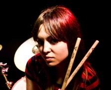 Caitlin Kalafus of Kicking Daisies : Modern Drummer