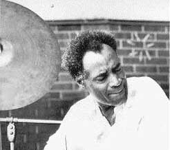 Rashied Ali : Modern Drummer