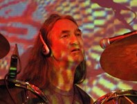 <b>Richard Chadwick of Hawkwind </b>