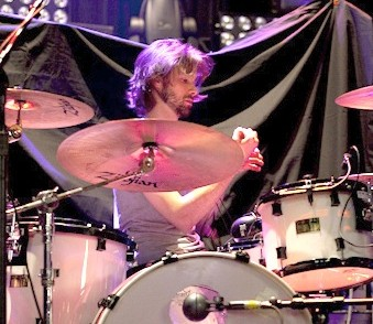 Drummer Kevin Kane of Bad City