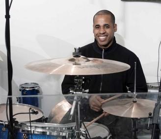 Sterling Campbell : Modern Drummer Magazine