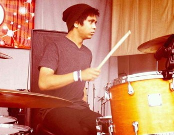 Michael Martinez of Allstar Weekend for Modern Drummer Drummer Blogs