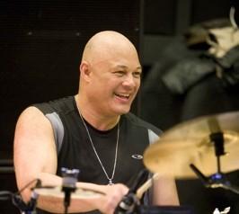 Narada Michael Walden in Modern Drummer Magazine