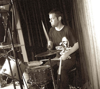 Kyle Young of Maddam Ink Modern Drummer Drummer Blog