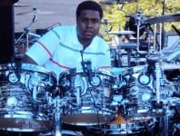 """Antwan """"Amadeus"""" Thompson with Trey Songz"""