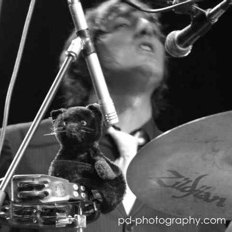 Benjamin Cartel of Kaiser Cartel Modern Drummer Drummer Blog