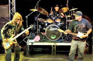 Keith LeBlanc of L.S.G Modern Drummer Tour Blog