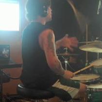 Tanner Wayne of Chiodos Modern Drummer Video