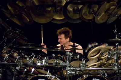 Terry Bozzio on Modern Drummer