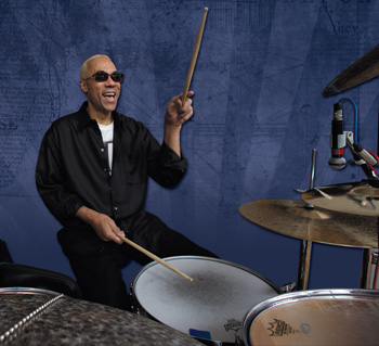 "Lou Reed's Tony ""Thunder"" Smith on Modern Drummer Magazine"