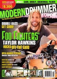 Taylor Hawkins Drummer | Modern Drummer Archive