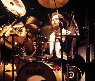 Brian Downey of Thin Lizzy on Modern Drummer Online