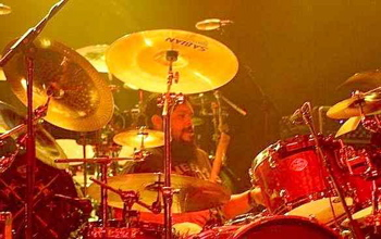 Mark Garza of the Famine Modern Drummer Drummer Blog