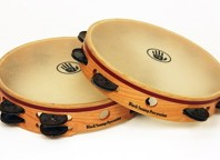 Black Swamp Percussion Overture and SoundArt S3 Tambourines