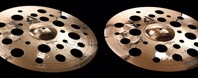 Paiste Alpha Swiss Crashes