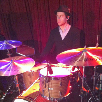 Ryan Pope Blacklodge recording studio - Modern Drummer Drum Blogs