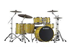 Yamaha Recording Custom Heritage Drumset : Modern Drummer