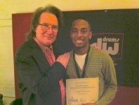 "DW/Collective Scholarship Winner Tommy ""T.J."" Carter Jr."