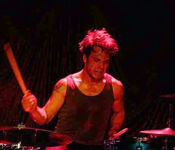 Ryan Luciani of Empires : Modern Drummer