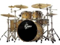 Listen to Sound Files of the Gretsch Renown Purewood Oak Drumset