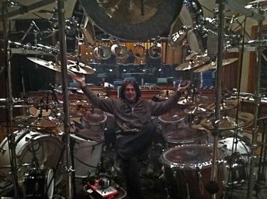 Mike Mangini : Modern Drummer Drummer Blog