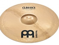 Listen to Sound Files of Meinl Classics Custom Cymbals