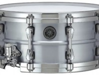 Listen to Sound Files of Tama's Starphonic Aluminum Snare Drum