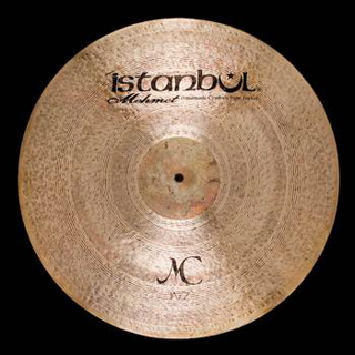 Listen To Sound Files of Istanbul Mehmet MC Constantinople Jazz Cymbals