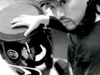 <b>Percussionist Taku Hirano</b>