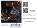 Virtually Erskine - Peter Erskine Drum Sample and Groove Librarie...