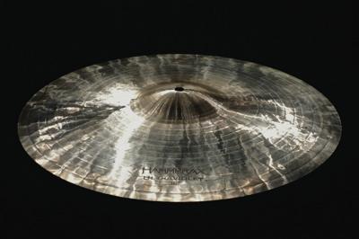 Hammerax Ultraviolet Cymbals : Modern Drummer