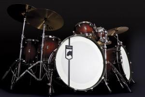 Mapex Black Panther Blaster Drumset