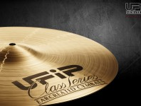 <b>Listen to Sound Files of UFIP Bionic, Class, and Natural Series Cymbals</b>