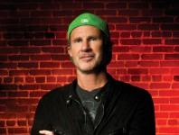 RHCP's Chad Smith