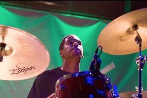 LaMel Randolph of Lionize : Modern Drummer