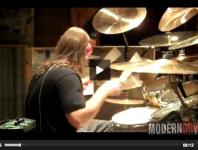 <b>Drummer Bobby Jarzombek New Drum Cam Studio Footage</b>