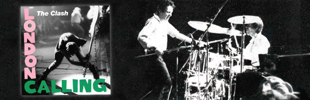 Encore Topper Headon on the Clash's London Calling