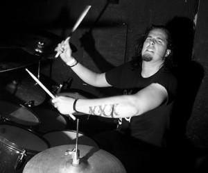 Shawn Cameron of Carnifex