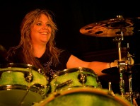 Michael Lee Firkins' Touring Drummer Cortney DeAugustine