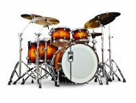 <b>Listen to a Sound File of Mapex's Black Panther Velvetone Drumset</b>