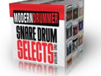 <b>Modern Drummer Snare Drum Selects, Volume 1 for BFD2 and BFD Eco</b>