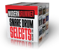 Modern Drummer Snare Drum Selects