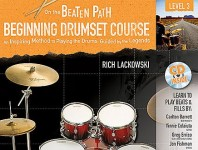 On the Beaten Path: Beginning Drumset Course, Levels 1, 2, and 3 ...