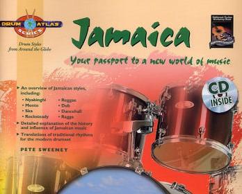 Online Review Drum Atlas Series Jamaica Book
