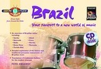 Drum Atlas Series: Brazil by Pete Sweeney