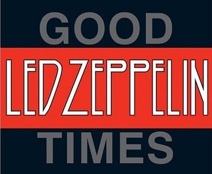 <i>Led Zeppelin:<br /> Good Times, Bad Times</i><br />by Jerry Prochnicky<br />and Ralph Hulett