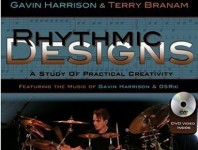 <b>Rhythmic Designs by Gavin Harrison &amp; Terry Branam</b>