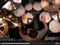 <b>Drummer to Drummer: Jimmy Chamberlin and William Mohler</b>
