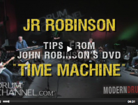 John Robinson The Time Machine